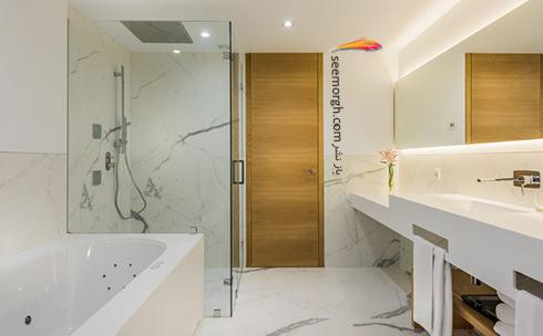 دکوراسیون داخلی هتل رابرت دنیرو Robert De Niro در ماربلا اسپانیا - عکس شماره 12