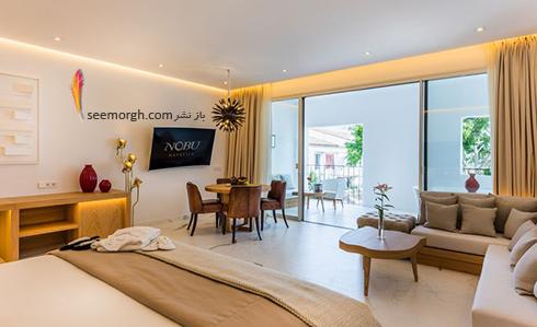 دکوراسیون داخلی هتل رابرت دنیرو Robert De Niro در ماربلا اسپانیا - عکس شماره 11