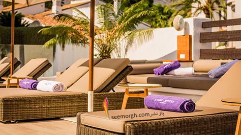 دکوراسیون داخلی هتل رابرت دنیرو Robert De Niro در ماربلا اسپانیا - عکس شماره 9