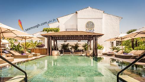 دکوراسیون داخلی هتل رابرت دنیرو Robert De Niro در ماربلا اسپانیا - عکس شماره 6