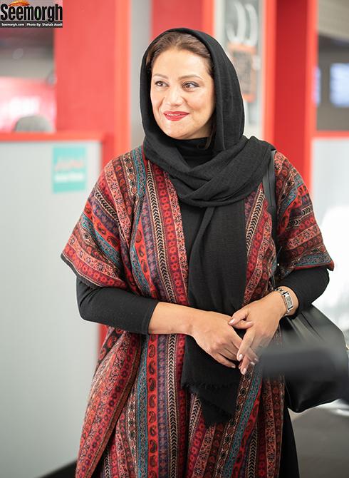 شبنم مقدم در جشنواره جهانی فجر