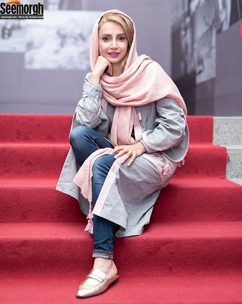 مدل مانتو 97 جدید در جشنواره جهانی فیلم فجر - شبنم قلی خانی