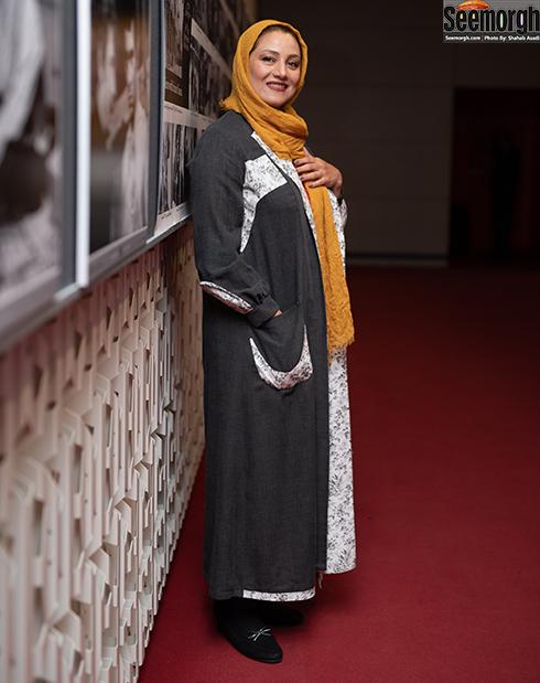 مدل مانتو بازیگران زن در جشنواره جهانی فیلم فجر - شبنم مقدمی
