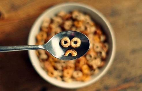 بدترين گزينه هاي غذايي براي صبحانه