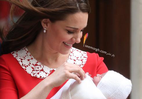 فرزند سوم کیت میدلتون Kate Middleton - عکس شماره 5