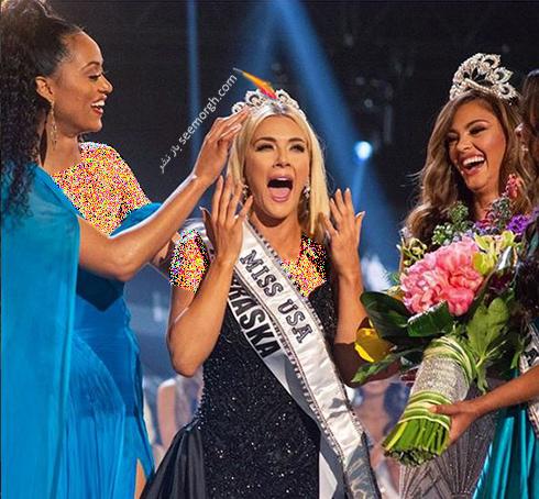سارا رز سامر Sarah Rose Summers دختر شایسته آمریکا 2018 - عکس شماره 5