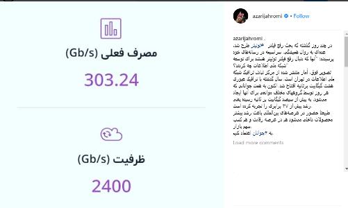 پاسخ آذری جهرمی به منتقدان رفع فیلتر توئیتر
