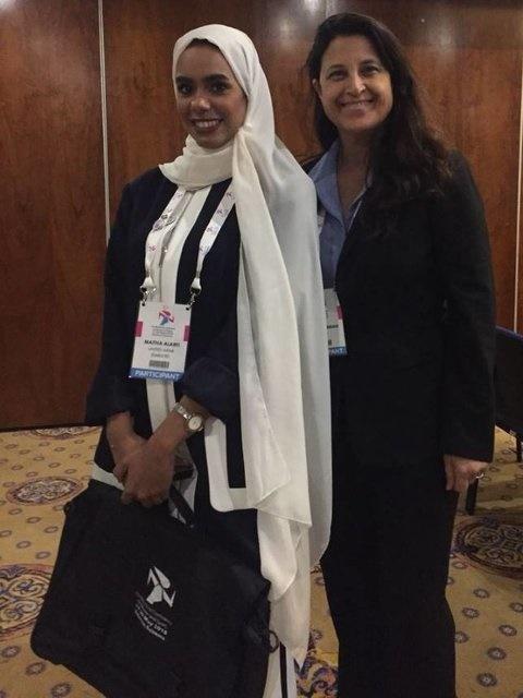 عکس جنجالی نمایندگان زن امارات و اسرائیل در بوتسوانا