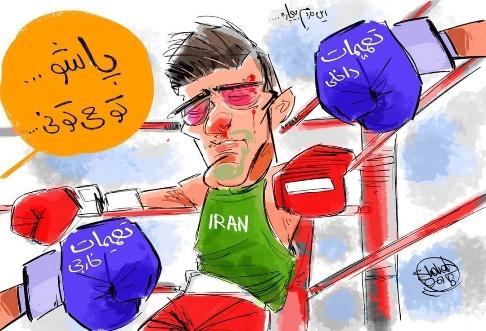 زندگی سخت مردم ایران