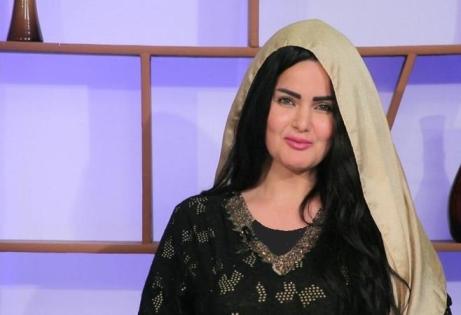 حجاب سما به عنوان مجری برنامه
