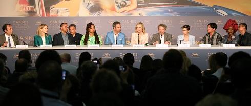 هیات داوران جشنواره کن 2018