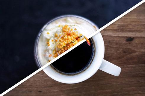 کاهش وزن فوق العاده با مصرف قهوه ساده