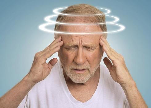 سرگیجه در سالمندان و مهم ترین علت های آن