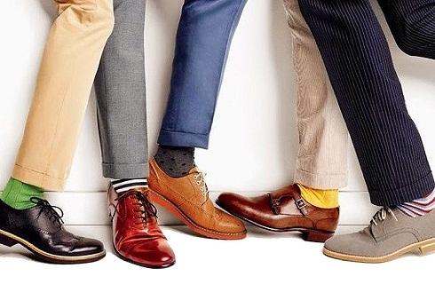 پوشیدن کفش کتانی در مراسم رسمی