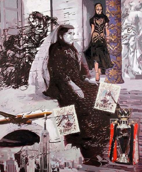 نمایشگاه ضیافت قاجاری 3