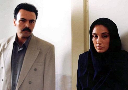 هدیه تهرانی در فیلم شوکران