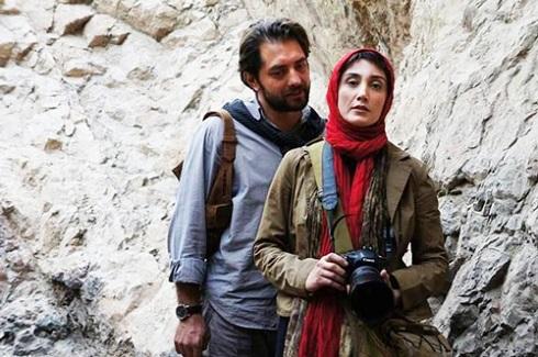 هدیه تهرانی در فیلم پل چوبی