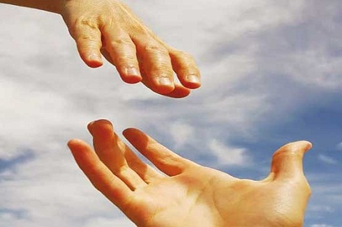 به ديگران کمک کنيد