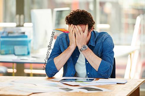 علت سکسکه طولانی : اضطراب