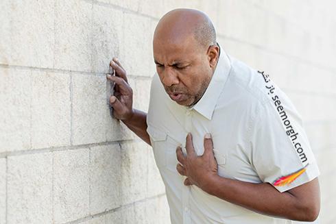 علت سکسکه طولانی : حمله قلبی