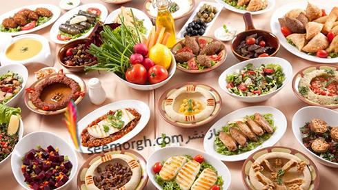 سحری و افطاری چی بخوریم؟