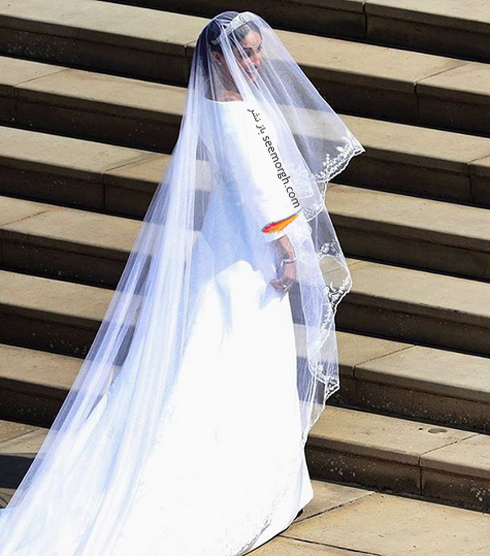 مراسم عروسی مگان مارکل  Meghan Markle و پرنس هری Prince Harry - عکس شماره 5
