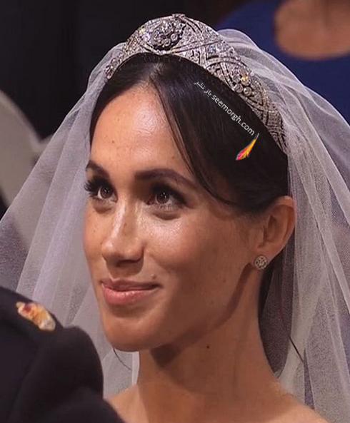 مراسم عروسی مگان مارکل  Meghan Markle و پرنس هری Prince Harry - عکس شماره 2