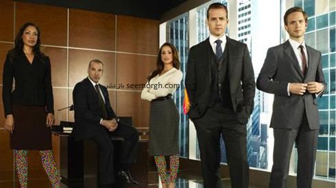 مگان مارکل، بازیگر نقش ریچل زین در سریال آمریکایی سوتس یا دادخواستها Suits