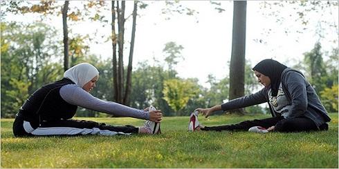 می توان هم روزه گرفت و هم ورزش کرد؟