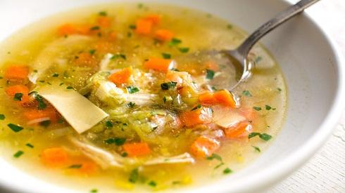 سوپ،انواع سوپ،سوپ بهترین جایگزین برای آب در تابستان<بهترین جایگزین برای آب در تابستان