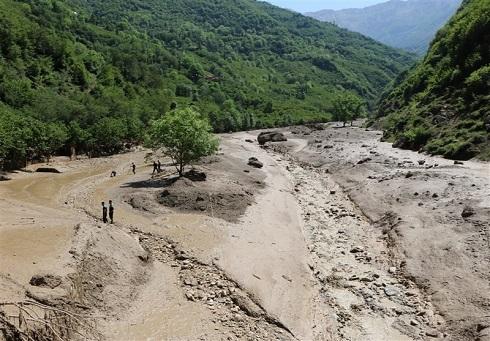 آخرین خبرها از سیل و رانش زمین در گیلان
