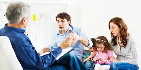 خانواده پر استرس دارای چه نشانه هایی است؟