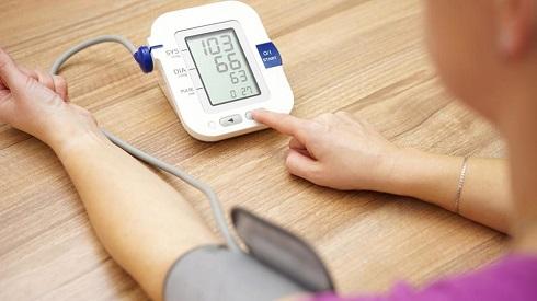فشار خون گرفتن