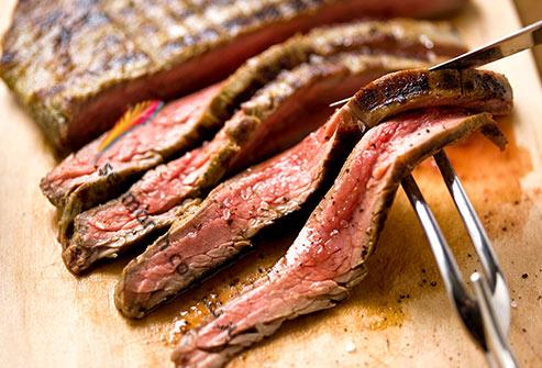گوشت,استیک
