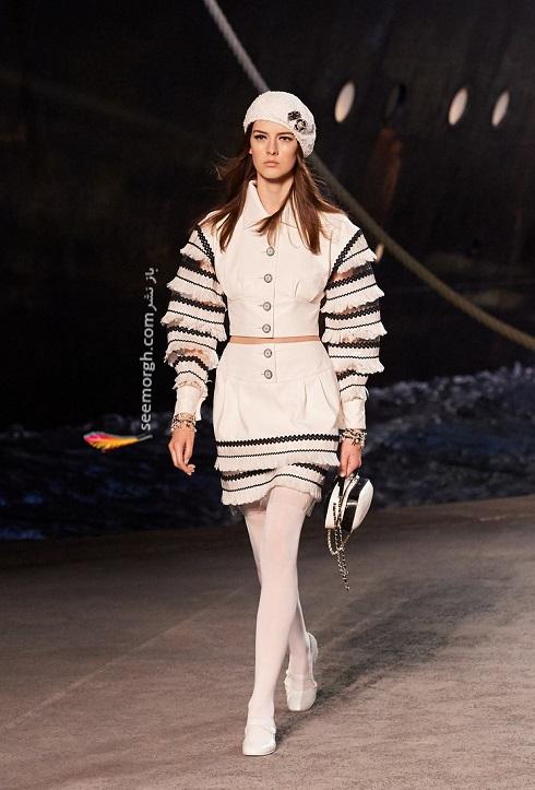 مدل لباس,مدل لباس زنانه,لباس زنانه,جدیدترین مدل لباس زنانه,مدل لباس زنانه از برند شنل Chanel
