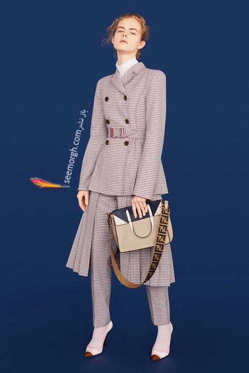 مدل لباس,مدل لباس زنانه,جدیدترین مدل لباس زنانه,مدل لباس زنانه از برند فندی Fendi