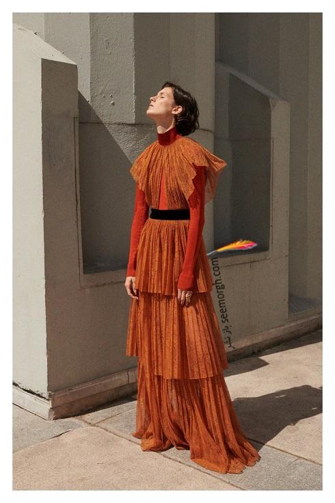 مدل لباس,جدیدترین مدل لباس,مدل لباس زنانه,جدیدترین مدل لباس زنانه,مدل لباس زنانه از برند ژیوانشی Givenchy