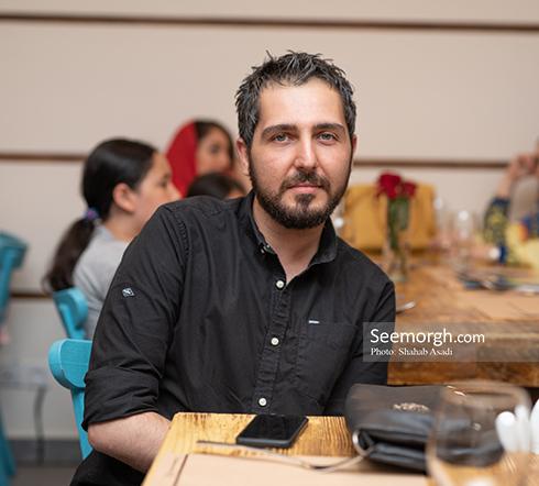 محمدرضا غفاری در اکران در وجه حامل