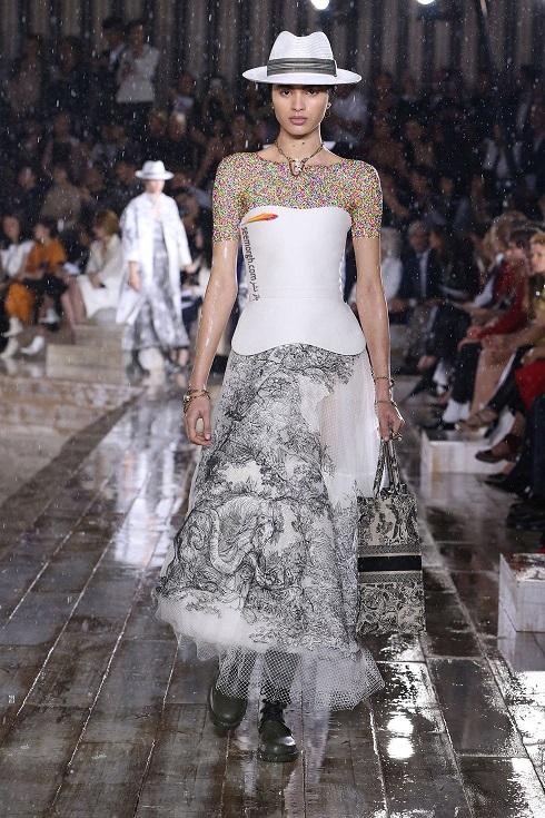 مدل لباس از طراح معروف dior - عکس شماره 1