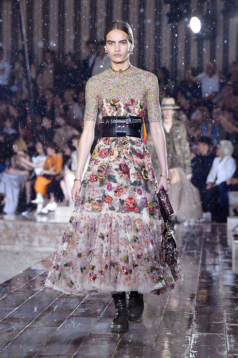 مدل لباس از طراح معروف dior - عکس شماره 3
