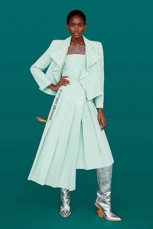 مدل لباس از طراح معروف Fendi - عکس شماره 1