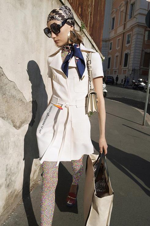مدل لباس از طراح معروف Valentino - عکس شماره 1