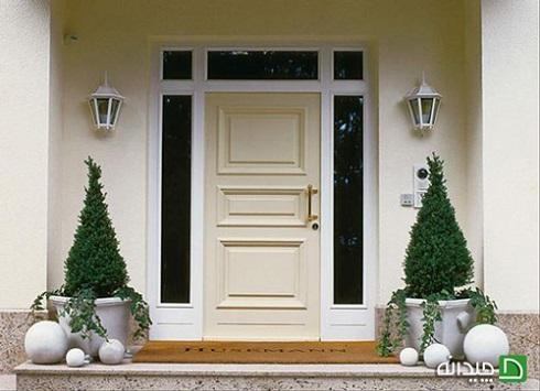 طبق اصول فنگ شویی رنگ مناسب درب های ورودی شمال شرقی
