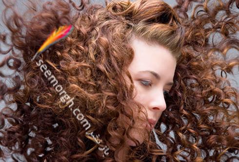 دلایل ریزش مو را بدانید