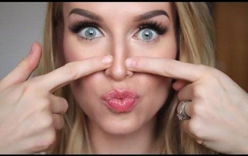 کوچک کردن بینی بدون عمل زیبایی چطور ممکن است؟