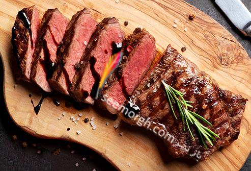 گوشت,گوشت کباب شده,پروتئین