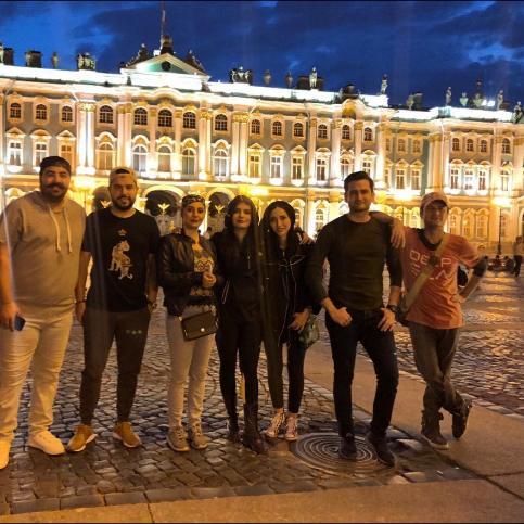 بازیگران و هنرمندان در روسیه 2