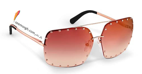 عینک آفتابی,مدی عینک آفتابی,عینک آفتابی زنانه,جدیدترین مدل عینک آفتابی زنانه,جدیدترین عینک آفتابی زنانه 2018 لویی ویتون Louis Vuitton