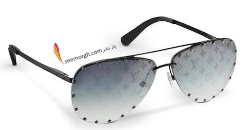 عینک آفتابی,مدل عینک آفتابی,عینک آفتابی زنانه,جدیدترین مدل عینک آفتابی زنانه,جدیدترین مدل عینک آفتابی زنانه لویی ویتون Louis Vuitton