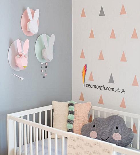 ,ساخت کاغذ دیواری,کاغذ دیواری ارزان,اتاق کودک,تزئین اتاق کودک